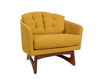 Adrian Pearsall Barrel Chair Lounge Chair Craft Associates