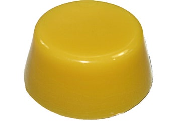 Beeswax Block Purified Yellow (100% Natural) 1 ounce