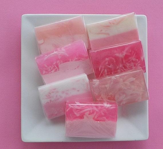 Bridal Shower Soap FavorsBaby Shower Soap FavorsPink Soap Favors ...
