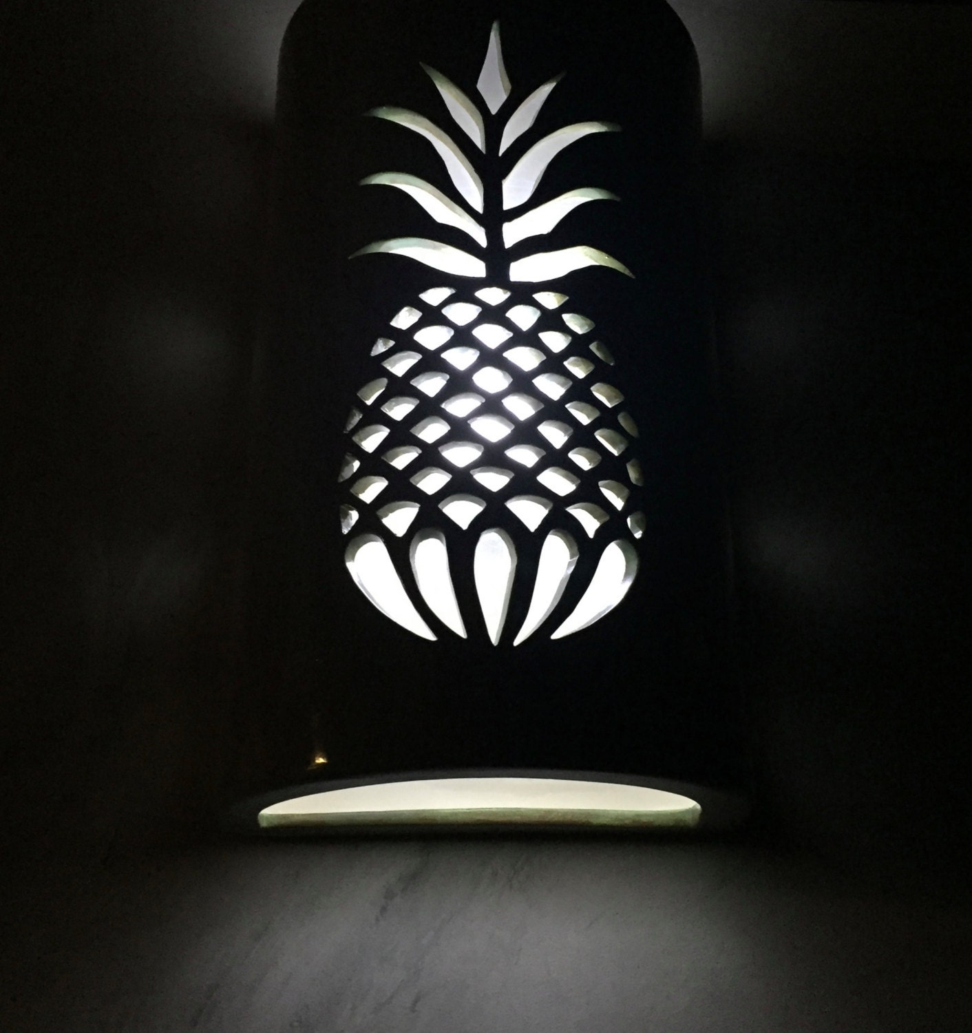 Pineapple Outdoor Sconce Wall Sconce Porch Light Patio