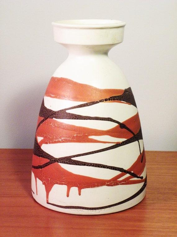 Large Royal Haeger Ceramic Pottery