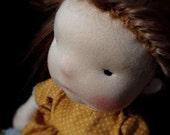 Aina- 14 inch waldorf inspired doll