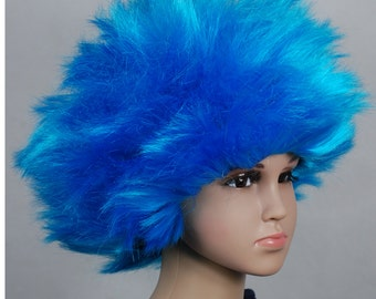 Thing 1 Thing 2, Dr. Seuss Suess ,Cat in the Hat, TODDLER, Costume Wig