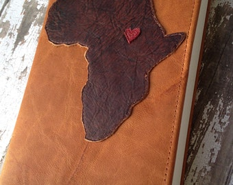 Africa Bible - Compact NIV Leather Bible
