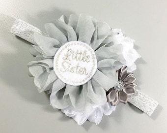 little sister headband