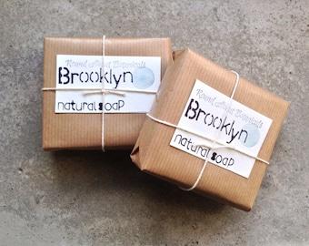 Brooklyn-Floral Scent- Vegan Soap Bar