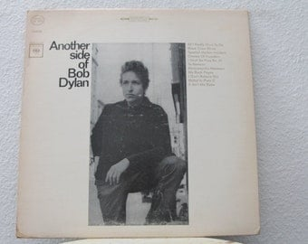 """Bob Dylan - """"Another Side Of Bob Dylan"""" vinyl record (NT)"""