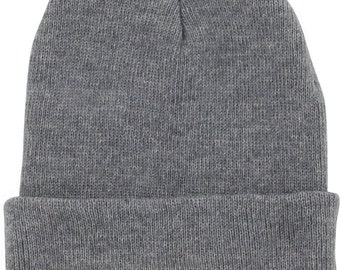 Handmade Mens Beanie Hats| winter knitted hat