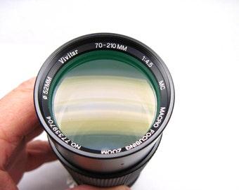 Vivitar 77339704, Zoom lens for Nikon AI mount