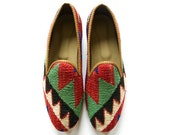Men Kilim shoes. Size 45 (Men US size 12)