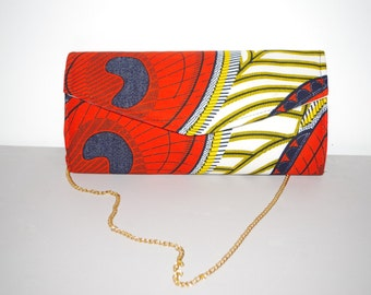 Handmade Clutch 14 in.