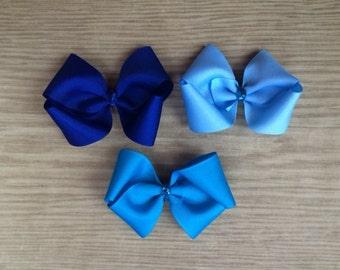 Blue Boutique Bow Set
