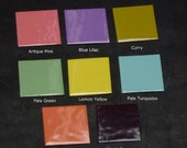 Fashion Colors Powder Coating Collection