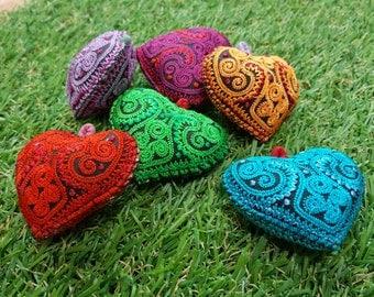 Get 6 Hearts Heart Handmade  (Code CF0006)