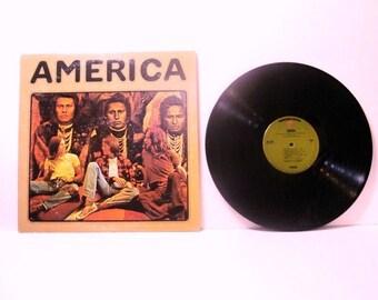 America Warner Bros.Record Album 1971 Clean Vinyl Nice Labels Slight Wear to Cover. Nice!