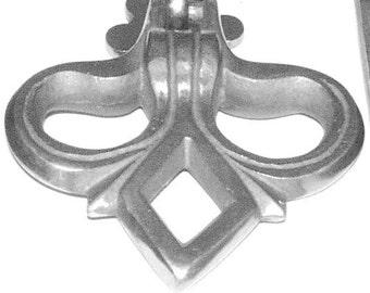 CI5305 Hand made Cast Iron Furniture drop pull
