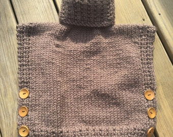 Azel Pullover in Clay