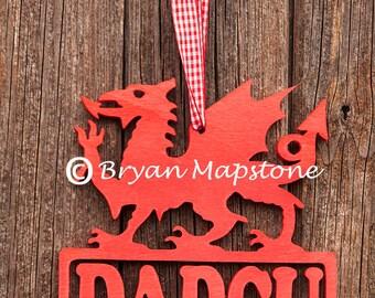 Draig Dadcu - Dadcu dragon