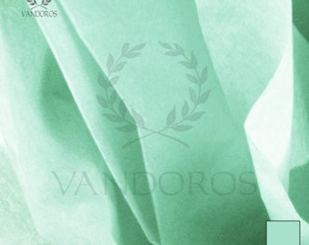 Cool Mint Tissue Paper (40 Sheets) 500mmx760mm