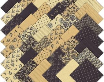 Moda Sturbridge Charm Pack Fabric Squares 6070PP