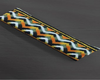 Tribal printed yoga/fitness headband