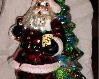 Christopher Radko Christmas Ornament