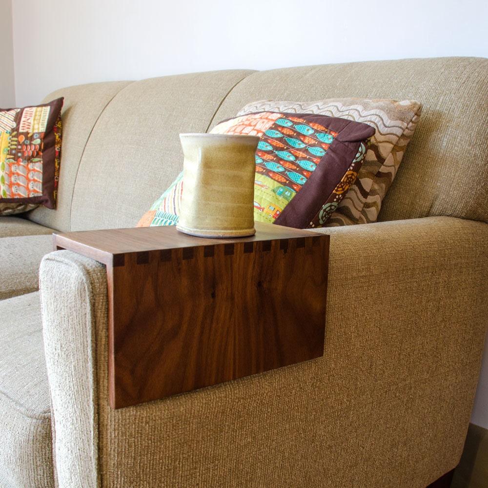 Custom Couch Arm Table Simple Edition