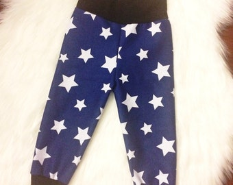 Stars, Max Joggers, Baby to children's size 6t