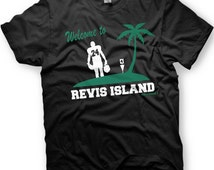 Revis Island - Darrelle Revis - New York Jets Cornerback T-Shirt shirts
