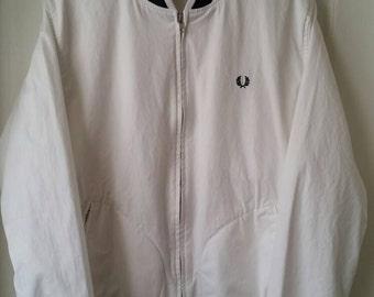 Vintage FRED PERRY Sportswear Jacket  • Tennis Bomber sz XL