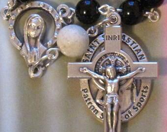 Soccer/Football Single Decade Rosary