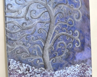 Nocturnal Tree