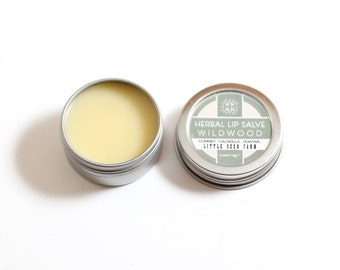 Herbal Lip Salve - Wildwood - Coriander Amyris
