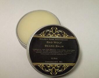 Bad Wolf Beard Balm - 0.5oz