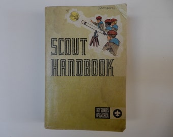 1975 Handbook for Boys Eighth Edition
