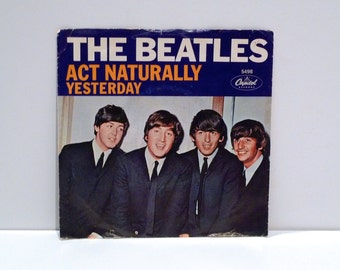 The Beatles - Yesterday Lyrics | MetroLyrics