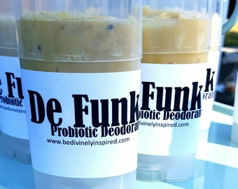 De-Funk Probiotic Deodorant