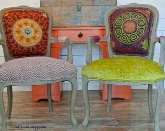 Bohemian desk chair