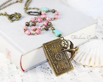 GOOD TIMES switch romance long chain steampunk pastel bronze