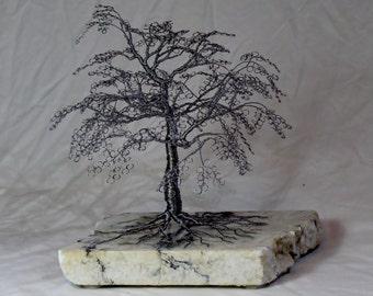 Stainless Steel Oak Tree #1604