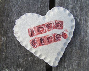 Love First Refrigerator Magnets, Love First, Heart Refrigerator Magnets, Magnets, Heart Magnets, Cute Magnets, Love Comes First, Love Magnet