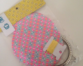 Sale diy kit to make a little coin purse
