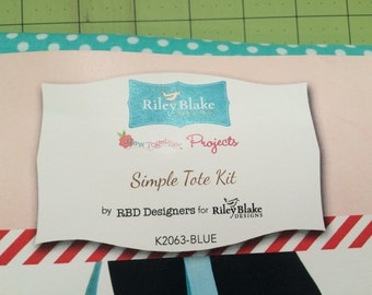 Little Red Riding Hood Tote Kit