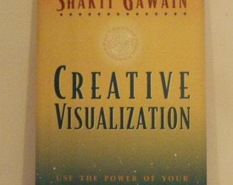 Creative Visualization Book by Shakti Gawain