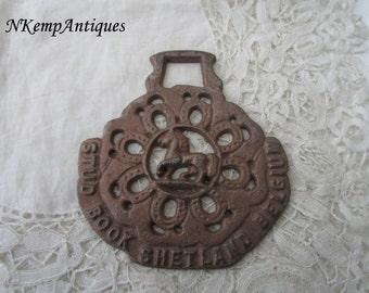 Old horse item