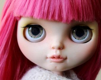 Eyechips for Blythe dolls - Sand