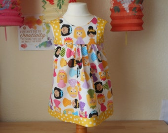 Girls dress age 12 to 18 months