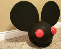 Deadmau5 Head Fabric Head - Limited Time Only