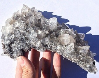 Dogtooth Calcite HUGE Crystal Cluster XL Specimen Mexico