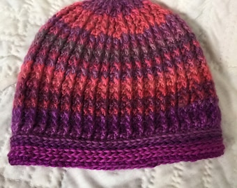 Slightly slouchy hat - toddler